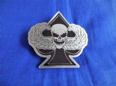 DEATH ACE BELT BUCKLE